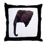 elephant5 Throw Pillow