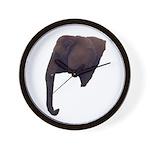 elephant5 Wall Clock