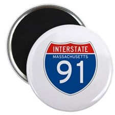 Interstate 91 - MA Magnet