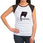 elephant5 Women's Cap Sleeve T-Shirt