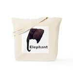 elephant5 Tote Bag