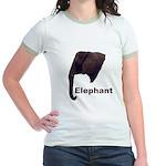 elephant5 Jr. Ringer T-Shirt