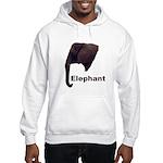 elephant5 Hooded Sweatshirt