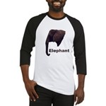 elephant5 Baseball Jersey