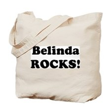 Belinda Rocks! Tote Bag