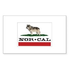 Nor Cal Wolfdogs Decal