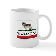 Nor Cal Wolfdogs Mug