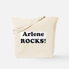 Arlene Rocks! Tote Bag
