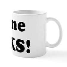 Arlene Rocks! Mug