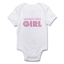 Grandpa's Little Girl Infant Bodysuit