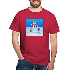 Snow Corgis III T-Shirt