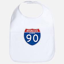 Interstate 90 - IL Bib