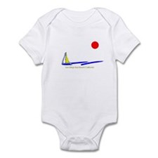 San Diego Bay Infant Bodysuit