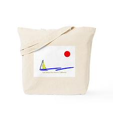 San Diego Bay Tote Bag