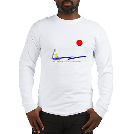 San Clemente Long Sleeve T-Shirt