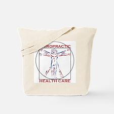 Chiro Health Care Tote Bag
