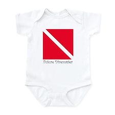 Future Divemaster Infant Bodysuit