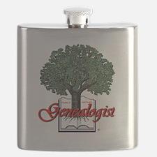 Genealogist Flask