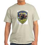 Sleepy Hollow IL PD Ash Grey T-Shirt