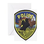 Sleepy Hollow IL PD Greeting Cards (Pk of 10)