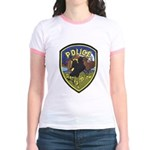 Sleepy Hollow IL PD Jr. Ringer T-Shirt