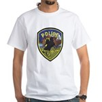 Sleepy Hollow IL PD White T-Shirt