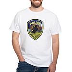 Sleepy Hollow IL PD White T-Shirt