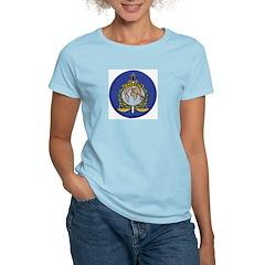 Interpol Women's Pink T-Shirt