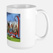 Wisconsin Greetings Large Mug