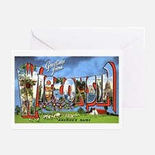 Wisconsin Greetings Greeting Cards (Pk of 10)