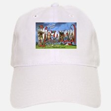 Wisconsin Greetings Baseball Baseball Cap