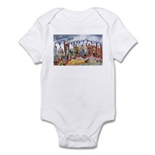 Minnesota Greetings Infant Bodysuit