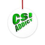 CSI Ornament (Round)
