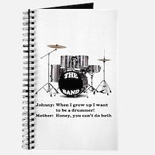 Drummer Joke - Journal