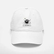 Drummer Joke - Baseball Baseball Cap