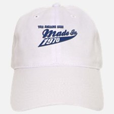 Made in 1970 Baseball Baseball Cap