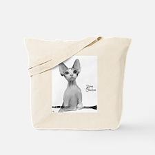 Benny Goodcat Tote Bag