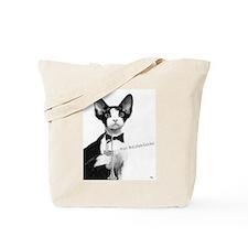 Rex Beidearbecke Tote Bag