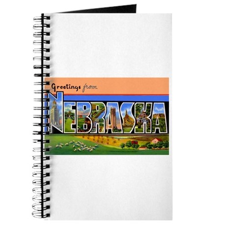 Nebraska Greetings Journal