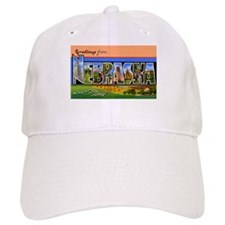 Nebraska Greetings Baseball Cap