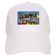 North Carolina Greetings Baseball Cap
