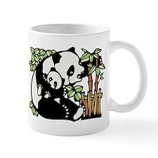 Panda and Panda Cub Mug