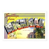 Michigan Postcards
