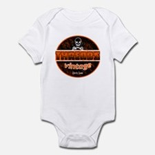 Threads vintage patch (Distressed) Infant Bodysuit