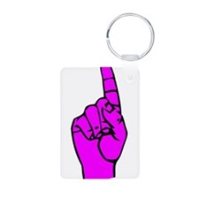 Sign Language 1 e1 Keychains