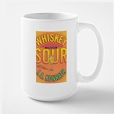 Whiskey Sour Large Mug