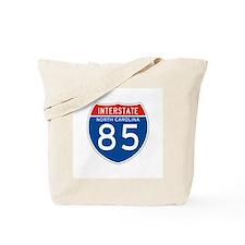 Interstate 85 - NC Tote Bag