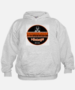 Threads vintage patch Hoodie