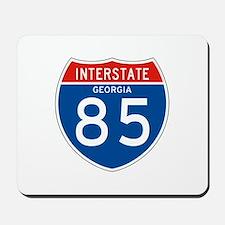 Interstate 85 - GA Mousepad