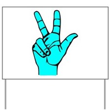 Sign Language 3 e1 Yard Sign